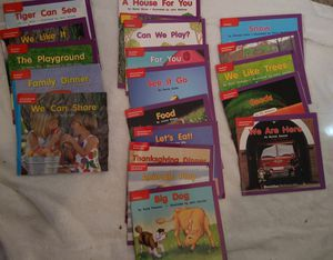 21 Macmillan McGraw -Hill beginning readers for prekinder and kinder. Gently used for Sale in Carrollton, TX