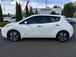 2016 Nissan LEAF for Sale in Puyallup, WA