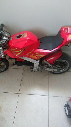 A pocket bike 49cc for Sale in Deerfield Beach, FL