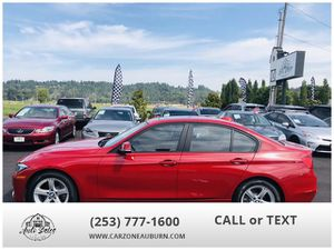 2015 BMW 3 Series for Sale in Auburn, WA