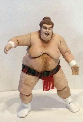 Sumo Fat Bastard Action Figure for Sale in Surprise, AZ