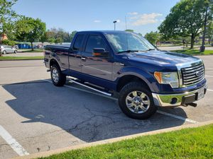 2011 Ford F150 XLT 4x4 Supercab w/warranty for Sale in Dupo, IL
