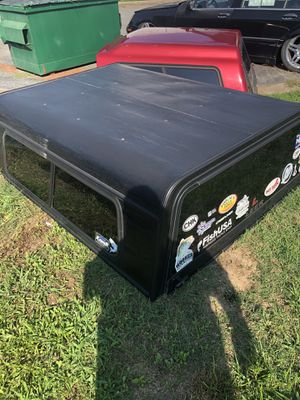 LEER camper shell for Sale in Newport News, VA
