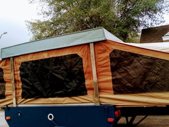 Pop Up Camper Have Title 💯 🤗 $2,800 Air Aconditioning New for Sale in Houston,  TX