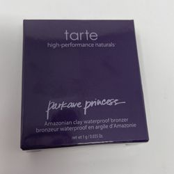 Tarte Park Avenue Princess Waterproof Bronzer for Sale in San Diego,  CA