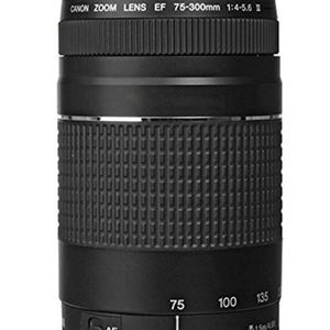Canon EF 75-300mm f/4-5.6 III Lens for Sale in San Diego, CA