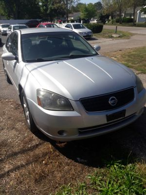 2006 Nissan Altima 2.5S for Sale in Columbus, OH