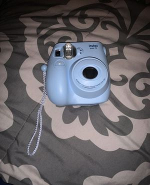 Fujifilm INSTAX Mini 8 Instant Camera (Blue) for Sale in Pasadena, TX