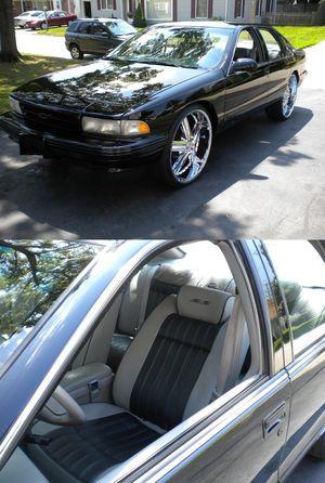 1996 Chevy Impala SS for Sale in Marietta, GA