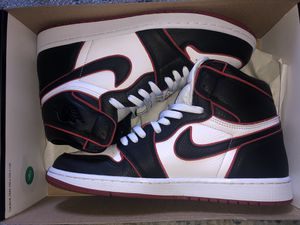 """Nike Air Jordan 1 High """"Bloodline/Meant to fly"""" size 10 for Sale in Lynnwood, WA"""