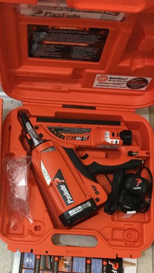 Brand new paslode nail gun for Sale in Arlington, VA