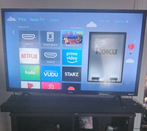Newer TCL Roku TV for Sale in Saint Paul, MN