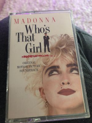 Madonna cassette for Sale in Sloughhouse, CA