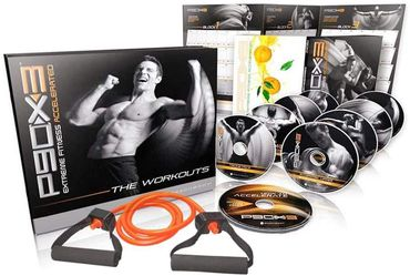 Tony horton's p90x3 DVD workout for Sale in Del Rey,  CA