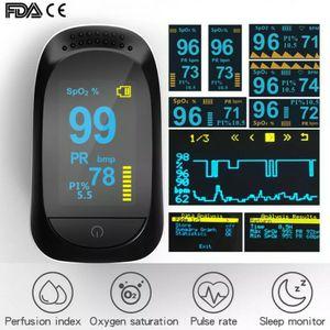 Finger Pulse Oximeter Blood Oxygen SpO2 for Sale in Rialto, CA