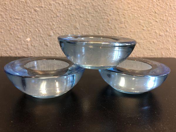 Tea light Dishes