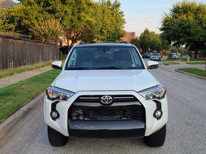TOYOTA 4RUNNER 2021 SR5 4X4 ONLY CASH for Sale in Arlington, TX