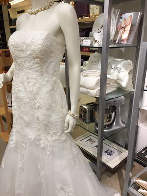 Wedding dress and under garments for Sale in Cary, NC