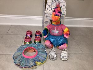 Build a bear dino princess for Sale in Winter Garden, FL