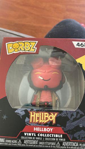 Dorbz pop figure bellboy for Sale in National City, CA