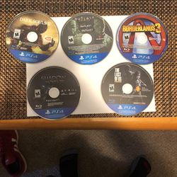PlayStation 4 PS4 Games for Sale in Belle Isle,  FL