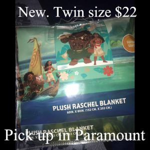 Moana blanket for Sale in Paramount, CA