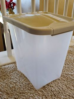 Pet Food Container for Sale in Leander,  TX