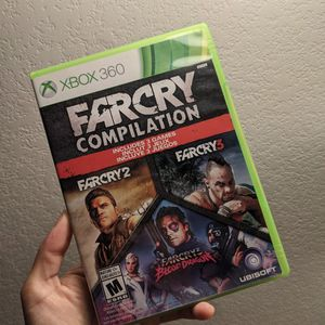 Xbox 360 Farcry Compilation for Sale in Phoenix, AZ