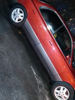 4 Door Red Luxus for Sale in Boston,  MA