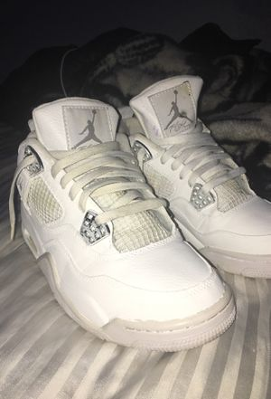 Air Jordan 4's pure money for Sale in Tacoma, WA