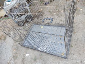 Xl dog crate for Sale in Salinas, CA