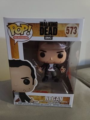 Funko Pop The Walking Dead Negan 573 for Sale in Woodbridge, VA
