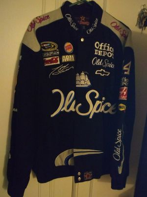 Old Spice Racing Jacket for Sale in Detroit, MI