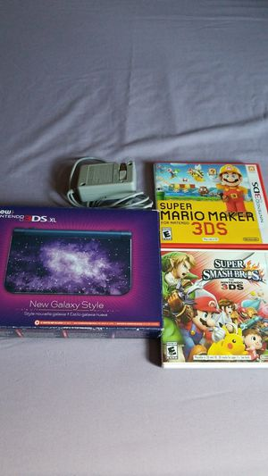 Nintendo 3dx XL for Sale in Cleveland, OH