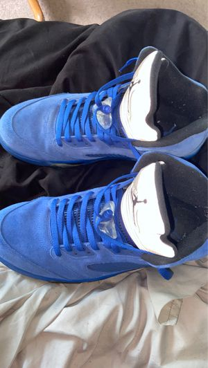 Jordan 5 Blue Suede for Sale in Columbus, OH