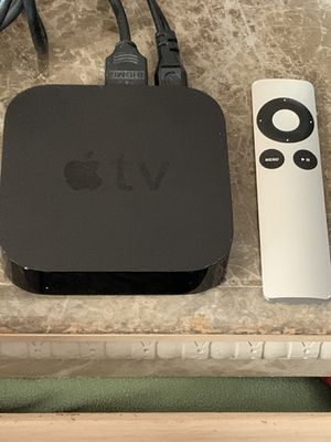 Apple TV 3 G for Sale in Richmond, CA