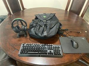 Razer PC/Computer gaming accessories for Sale in Raleigh, NC