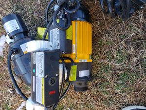 Pump and heater for Sale in Choctaw, OK