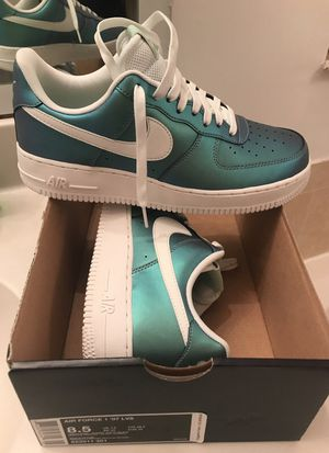 Nike Air Force 1 Fresh Mint Limited sz 8.5 for Sale in Miami, FL