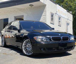 Bmw 750i for Sale in Alexandria, VA
