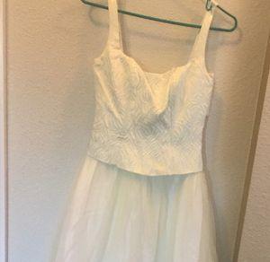 Mint prom long dress for Sale in Wimauma, FL
