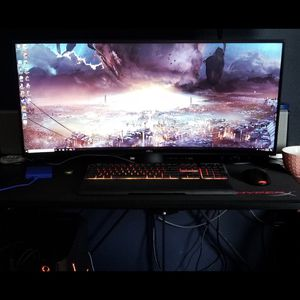 Alienware And Dell Monitor for Sale in West Linn, OR