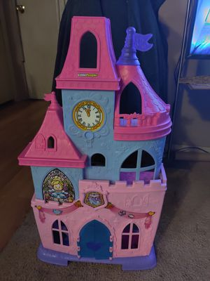 Princess toy House for Sale in Nuevo, CA