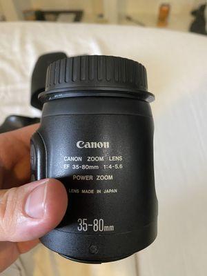 Canon zoom lens for Sale in Hoquiam, WA