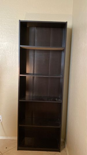 Office Desk, Tall book shelf, Small book shelf for Sale in Laveen Village, AZ