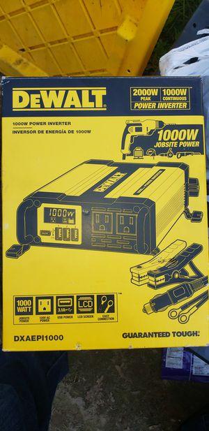 Brand new 1000watt inverter for Sale in Fresno, CA