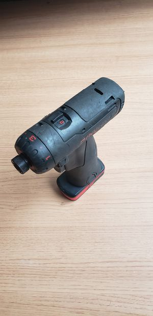 Snap-On 14.4 v 1/4hex microlithium cordless screwdriver (tool with battery) for Sale in Claremont, CA