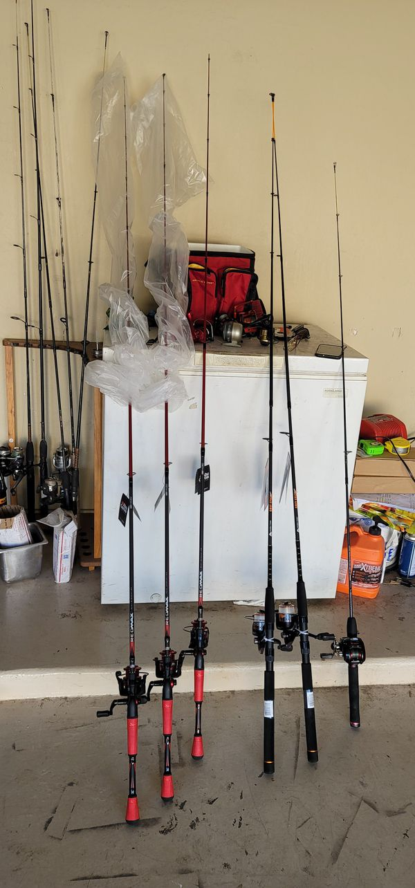 Fishing rod and reel. Combo.brand new..never use.