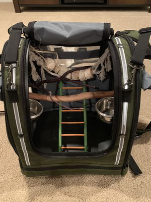 Dr foster and smith travel bird backpack for Sale in Frederick, MD