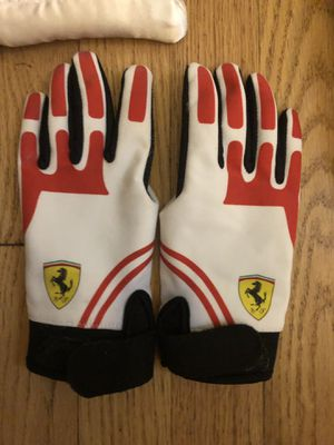 Ferrari glove for Sale in Saddle Brook, NJ